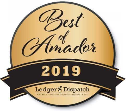 Best of Amador 2019