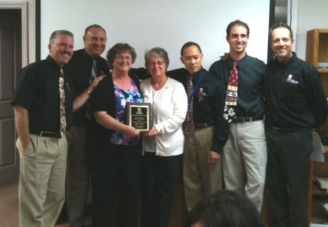 Sandy Kiwanis Award