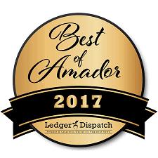 2017 Best of Amador
