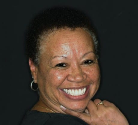 Alita Smiling