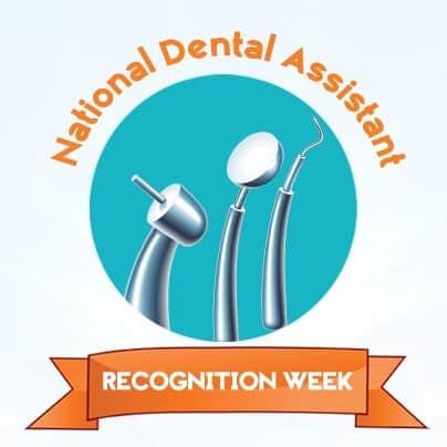 dental asst week
